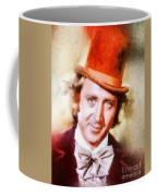 Gene Wilder, Vintage Actor Coffee Mug