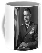 General Benjamin Davis Coffee Mug by War Is Hell Store