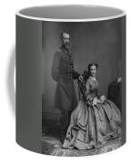 General Custer And His Wife Libbie Coffee Mug