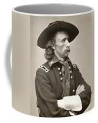 General Custer Coffee Mug