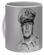 General Douglas Macarthur Coffee Mug by War Is Hell Store