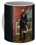 General Etienne  Maurice Gerard Jacques  Louis David  1816 Coffee Mug