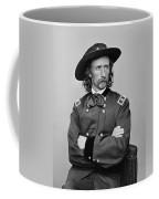 General George Armstrong Custer Coffee Mug