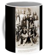 General George Cook Apache Army Coffee Mug
