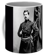 General George Mcclellan Coffee Mug by War Is Hell Store