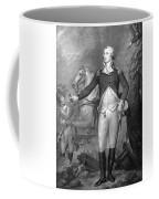 General George Washington At Trenton Coffee Mug