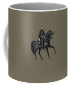 General Grant On Horseback  Coffee Mug