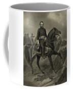 General Grant On Horseback  Coffee Mug