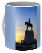 General Howard Monument At Cemetery Hill Coffee Mug