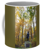 General In The Colors Coffee Mug