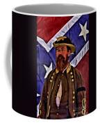 General Jeb Stuart Of Vmi Coffee Mug