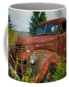 General Motors Truck Coffee Mug