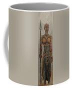 General Okoye Of The Wakandian Elite Forces   Coffee Mug