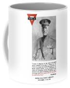 General Pershing - United War Works Campaign Coffee Mug
