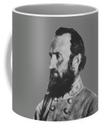 General Stonewall Jackson Profile Coffee Mug