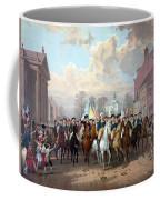 General Washington Enters New York Coffee Mug by War Is Hell Store