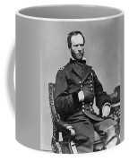 General William Sherman Coffee Mug by War Is Hell Store