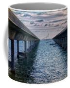 Generations Of Bridges Coffee Mug