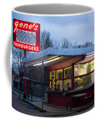 Gene's Drive In Coffee Mug