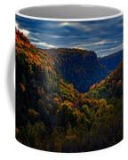 Genesee River Gorge Coffee Mug