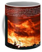 Genesis 1-1-31 Coffee Mug