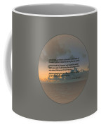 Genesis 1 6-8 Let There Be A Firmament In The Midst Of The Waters Coffee Mug