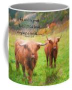 Genesis 2v19 Coffee Mug