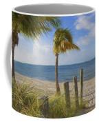 Gentle Breeze At The Beach Coffee Mug