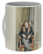 Gentleman Taking A Nap Coffee Mug