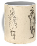 Gentleman Viewed From The Front With Hand On Hip Coffee Mug