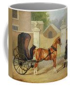 Gentlemen's Carriages - A Cabriolet Coffee Mug
