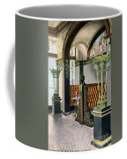 Gentlemen's Grill - Alexandria Hotel - Los Angeles - 1910s Coffee Mug