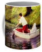 Gently Down The Stream Coffee Mug