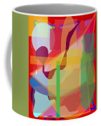 Geo Frenzy Coffee Mug