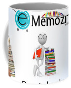 Geography Online Books Library  Coffee Mug