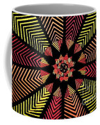 Geometric 5 Coffee Mug