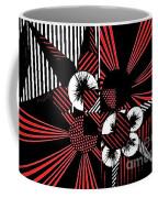 Geometric 8 Coffee Mug