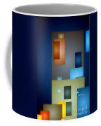 Geometric Abstract 0790  Coffee Mug