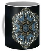 Geometric Glass Reflection Coffee Mug