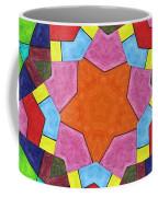 Geometric Pattern 1 Coffee Mug