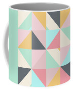 Geometric Pattern Xv Coffee Mug
