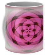 Geometrical Colors And Shapes 4 - Hearts Coffee Mug