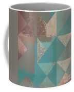 Geomix 03 - S123bc04t2a Coffee Mug by Variance Collections