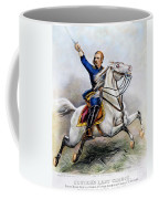 George Armstrong Custer Coffee Mug by Granger