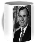 George Bush Sr Coffee Mug