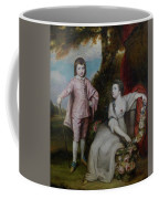 George Capel, Viscount Malden, And Lady Elizabeth Capel Coffee Mug