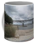 George Coleman Bridge Yorktown, Virginia Coffee Mug