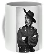 George Custer (1839-1876) Coffee Mug