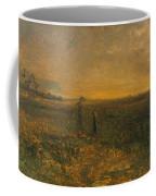 George Fuller   Twilight On The Prairie Coffee Mug