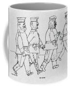 George Grosz 151 George Grosz Coffee Mug